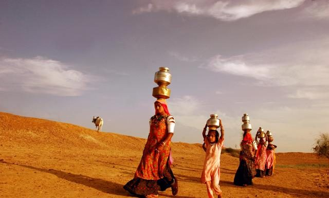 Climate Change Impacts Women Disproportionally, boomer warrior