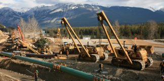 Kinder Morgan Approval Would Break Climate Promises, boomer warrior