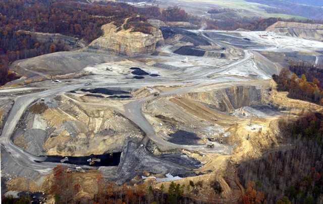 Knee Deep In Unethical Coal Investments, boomerwarrior