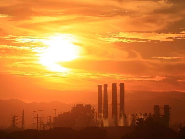 The Disturbing Climate Alarm Bells of 2016, boomer warrior