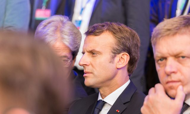 The Macron Summit - Lessons on Bold Climate Leadership, Below2C