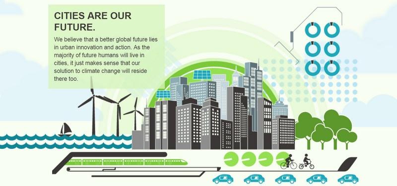 Ending Climate Change Begins In The Cities, Below2C