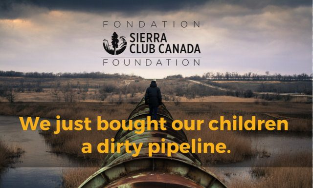 Canadians Now The Not-So-Proud Owners Of Very Own Pipeline, Below2C