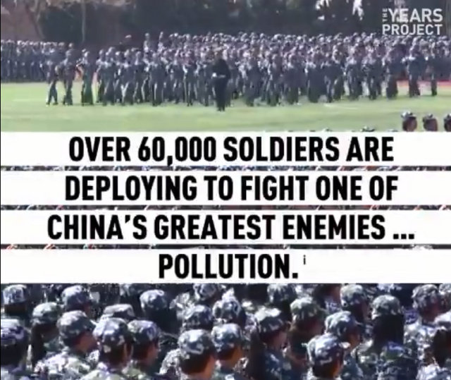 Airpocalypse Moves China From Biggest Global Polluter To Climate Leader, Below2C