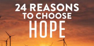 Reasons To Choose Climate Hope, Below2C