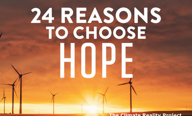 Reasons To Choose Climate Hope, Below2C