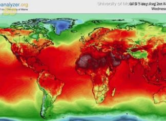 Staring Into the Face of Climate Change – Summer of 2018, Below2C