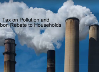 Trudeau Hits Political Gold With Tax On Pollution And Carbon Rebate To Households, Below2C