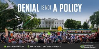 Climate Denial Is Not A Policy, Below2C