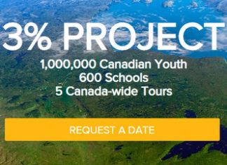 The 3% Project: The Climate Mobilization of Canadian Youth, Below2C