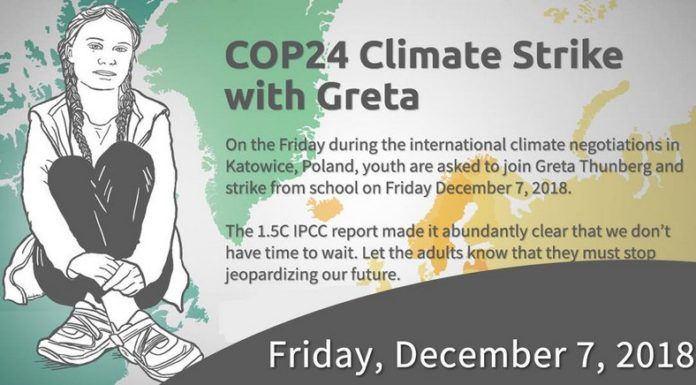 Support For Youth #ClimateStrike Is Soaring In Canada, Below2C