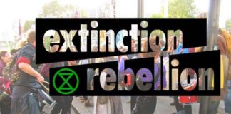 Extinction Rebellion Rising Up In Canada, Below2C