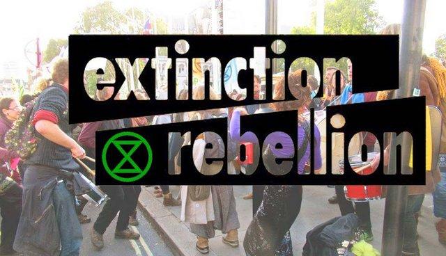 Extinction Rebellion Rising Up In Canada, Below2C