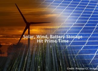 Renewables And Energy Storage Hit Prime Time, Below2C