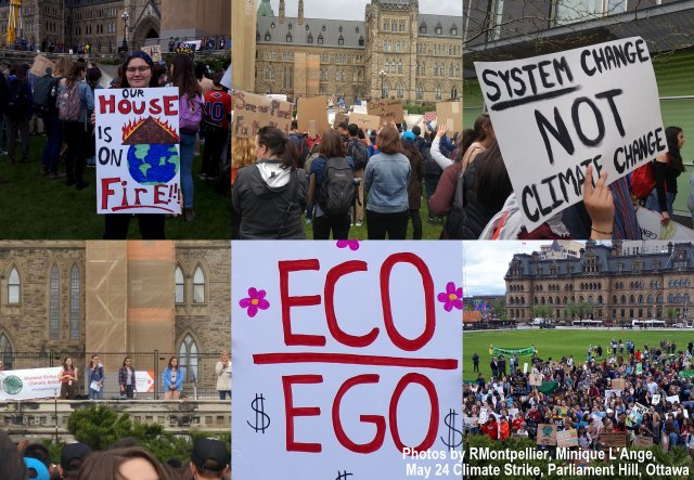 The Largest Ever #SchoolStrikeForClimate