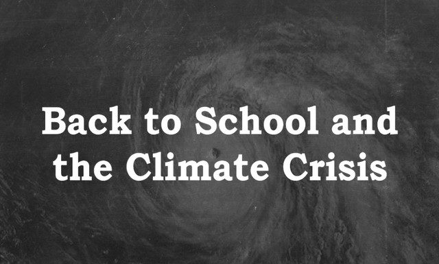 Adults Need To Do Their Homework On The Climate, Below2C