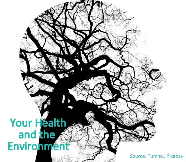 Human And Environmental Health Go Hand In Hand, Below2C