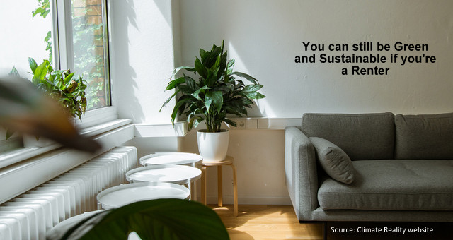 Renter's Guide To Green and Sustainable Living, Below2C