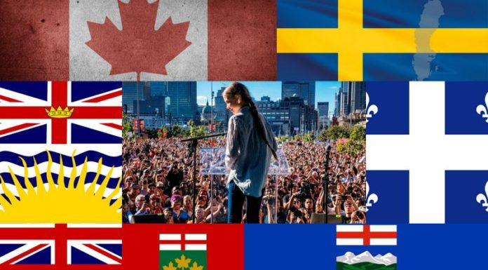 Climate Change: If Canada Was Sweden, Below2C