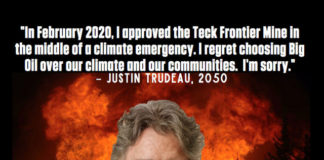 "Imagine It's 2050. ""I Regret Choosing Big Oil Over Climate"", Below2C"