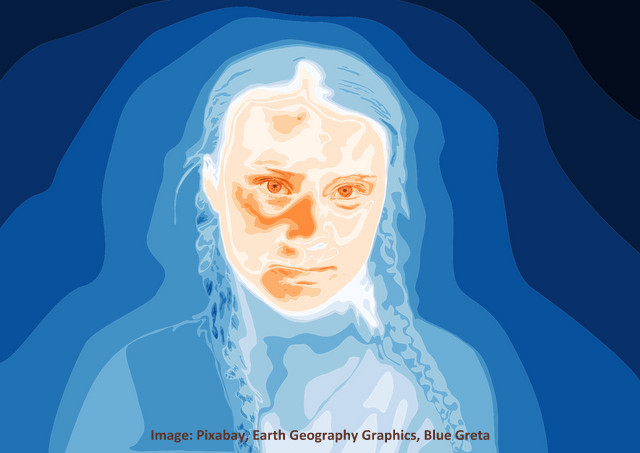 I Want You To Listen To The Scientists - Greta Thunberg, Below2C, Greta, scientists