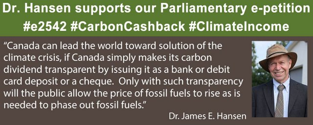 Calling on the Government of Canada To Increase the Price On Pollution, Below2C