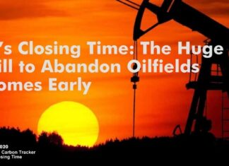 It's Closing Time: Stranded Liabilities Are The Flipside of Stranded Assets, closing, liabilities, time
