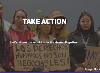 Our Leaders Are Failing Us: Youth Plan Their Own Mock COP26
