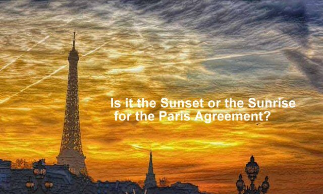 Pushing the Reset Button on the Paris Agreement, Below2C