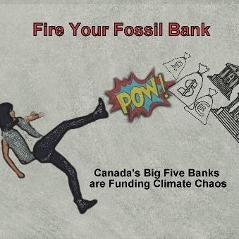 #FireYourFossilBank