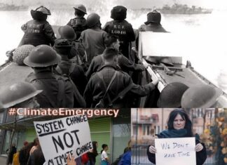 We Must Treat The War on Climate Like WWII, Below2C