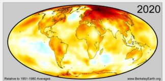 Brutally Hot 2020 Ends Warmest Decade Ever, Below2C