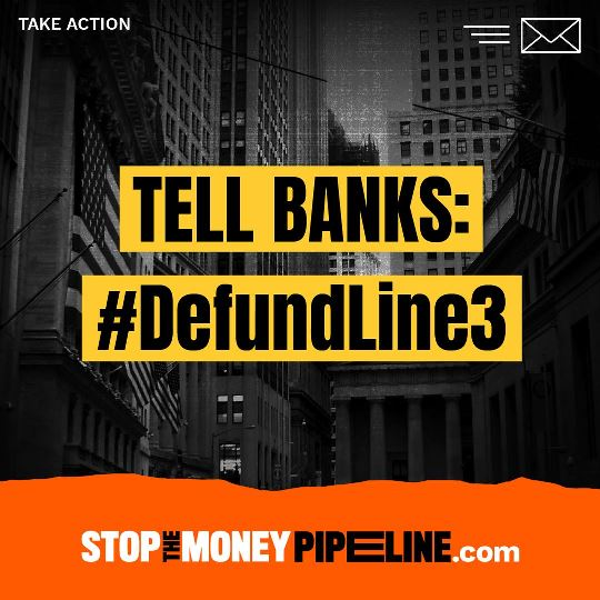 Tell Banks: Stop Funding Carbon