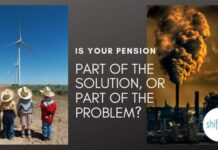 Your Pension Money - Fossils or Climate Solutions? Below2C