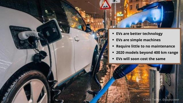 Why My Next Vehicle Will Be Electric, Below2C