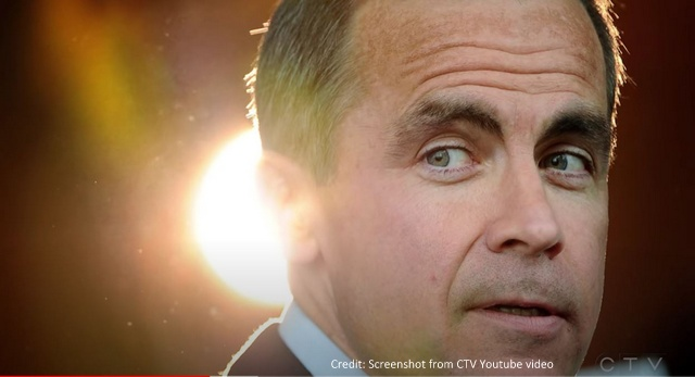Mark Carney: We Can't Self-Isolate From Climate Change, Below2C