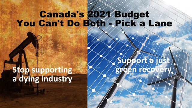 Support For a Dying Industry Or a Just Green Transition: You Can't Do Both, Below2C