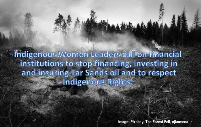Letter: Indigenous Women Leaders, Below2C