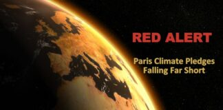 Red Alert: Climate Pledges Falling 'Far Short' of Paris Agreement Targets, Below2C