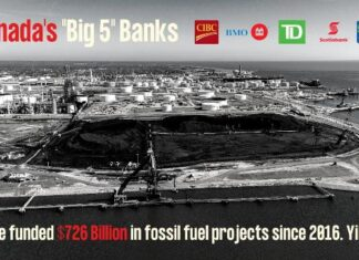 Indigenous Women Leaders Tell Banks To Stop Financing Climate Chaos, Below2C