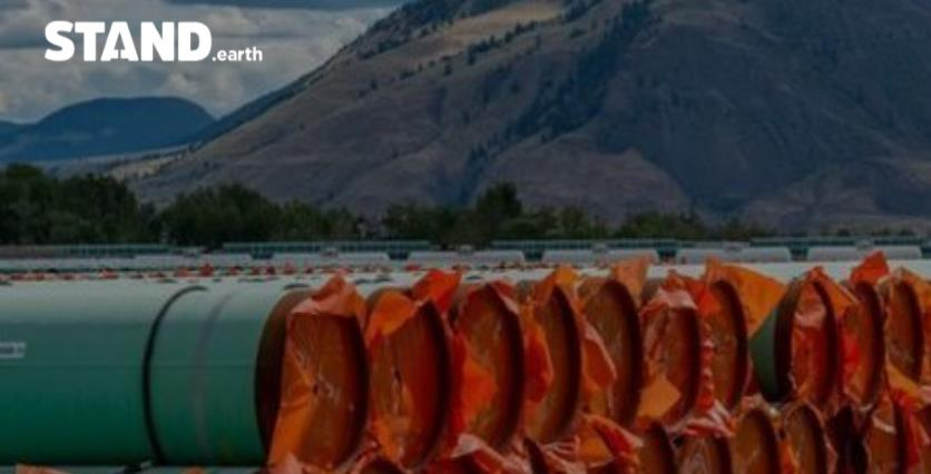 Tell insurers to drop Trans Mountain