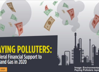 Why Are We Paying Big Oil During The Pandemic, Below2C