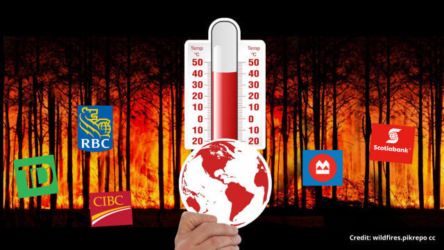 What do Heat Waves, Wildfires and Banks Have in Common?, Below2C