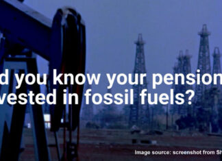 Stop Fuelling the Climate Crisis With our Pension Money, Below2C