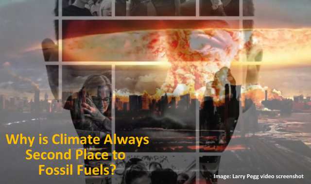 Climate is Always Second Place To Fossil Fuels, Below2C