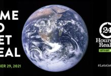24 Hours of Climate Reality: What's Different This Year, Below2C