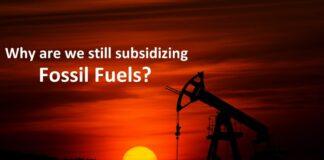 A Mind-bending $11.2 Million Per Minute in Fossil Fuel Subsidies, Below2C